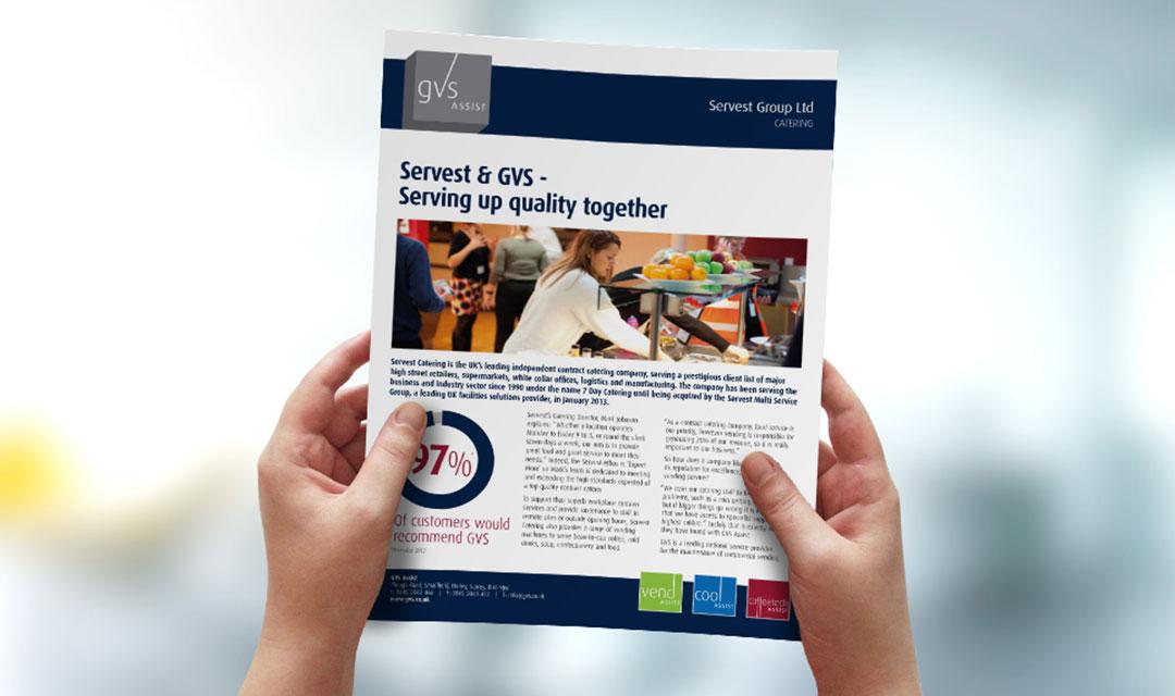 GVS / Servest Case Study