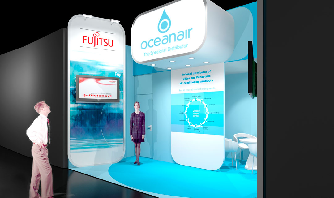 Exhibition Stand Design Brief : Exhibition stand design we are pogo crawley west sussex